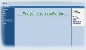 سیستم تلفنی yate
